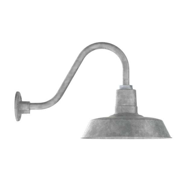 The Original Warehouse Gooseneck Light: Gardenista