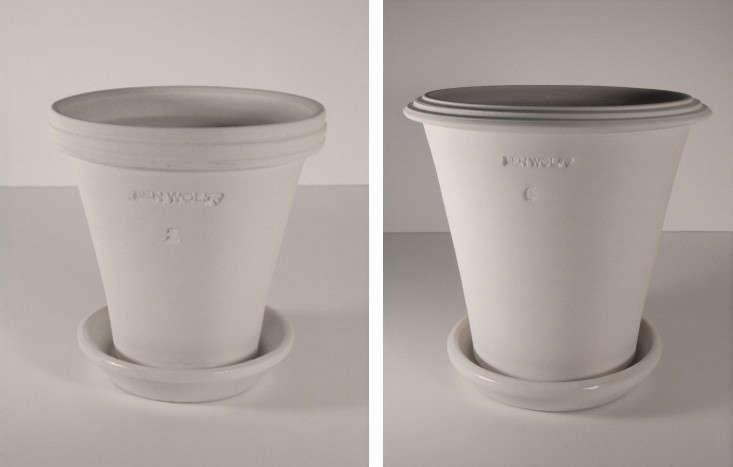 ben-wolff-white-clay-pots-gardenista