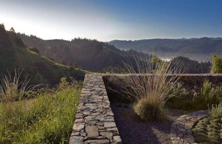 bernard-trainor-landscape-with-rock-wall-gardenista