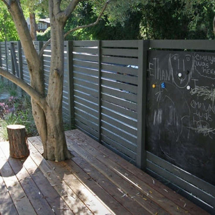 Horizontal Fence Diy: Fence Fashion: 11 Ways To Add Curb Appeal With Horizontal
