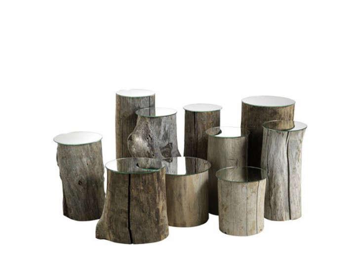 bleu-nature-tupilak-tree-stump-table-gardenista