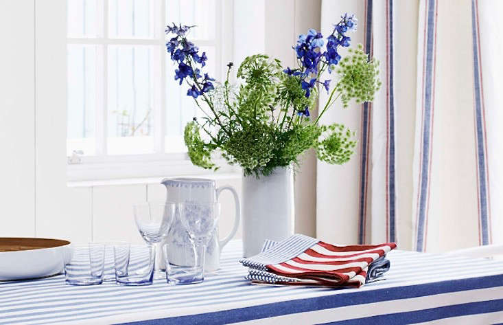 blue-white-stripe-tablecloth-ian-mankin-gardenista
