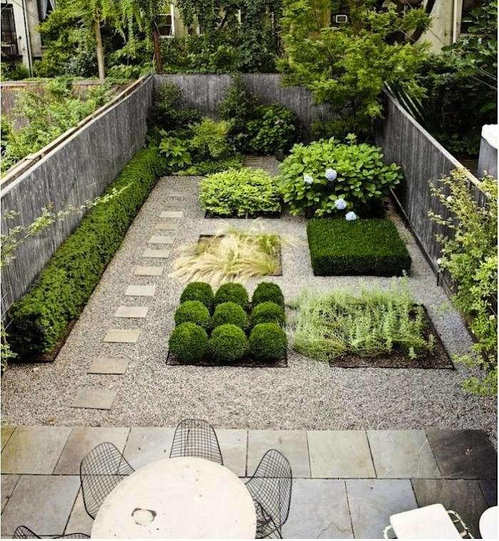 Garden Design Gravel Patio the new gravel backyard: 10 inspiring landscape designs - gardenista
