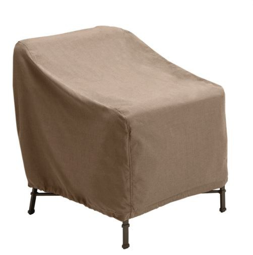 Brown Jordan Collections Lounge Chair Covers Gardenista
