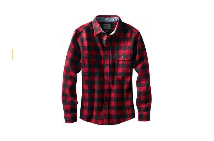 buffalo-plaid-check-shirt-woolirch-gardenista