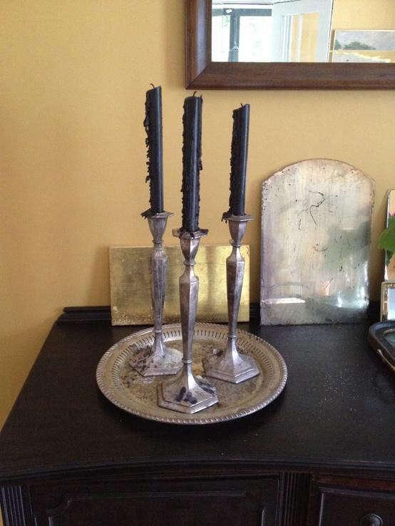 candlestick-black