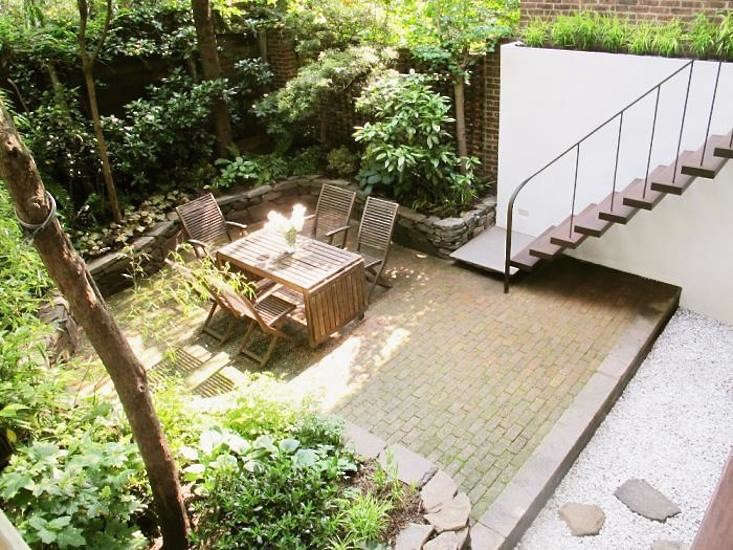 Before And After A Garden Duplex In A Historic Chelsea Townhouse Gardenista