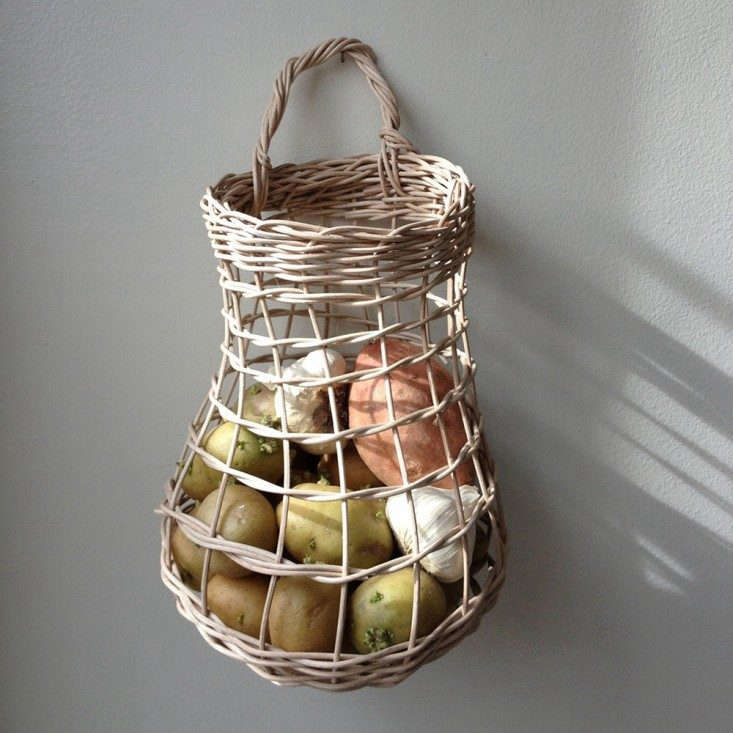 10 Easy Pieces Onion And Garlic Baskets Gardenista
