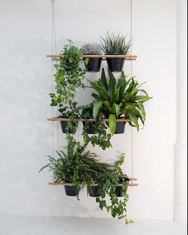 Living Small A Hanging Window Box Planter Gardenista