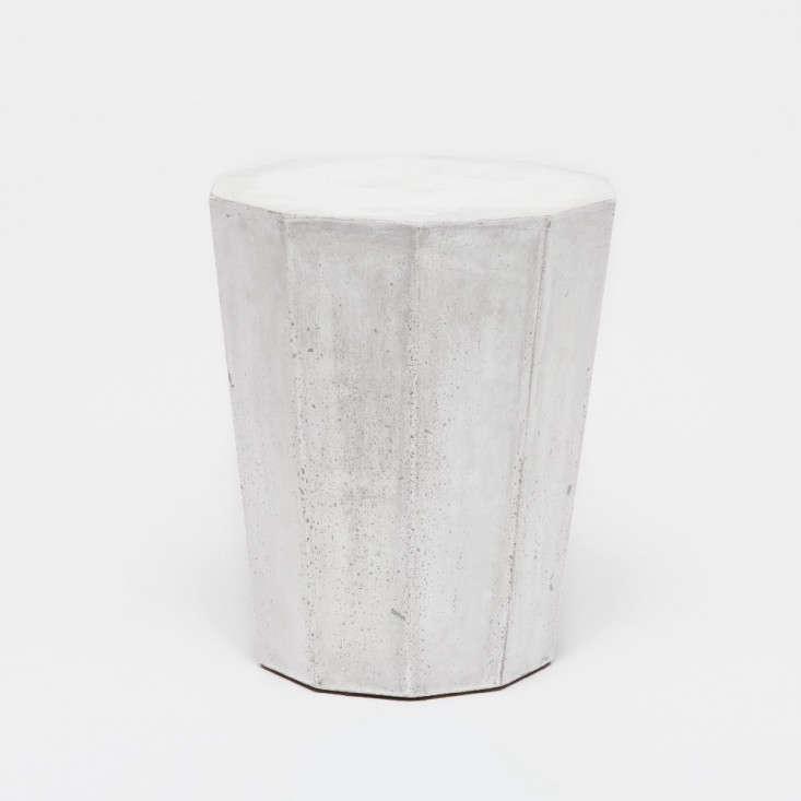 concrete-stool-fluted-gardenista