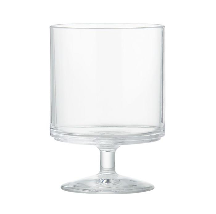 5 favorites unbreakable wine glasses gardenista - Short stemmed wine glass ...