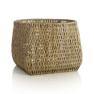 crate-and-barrel-mandao-square-round-basket-gardenista