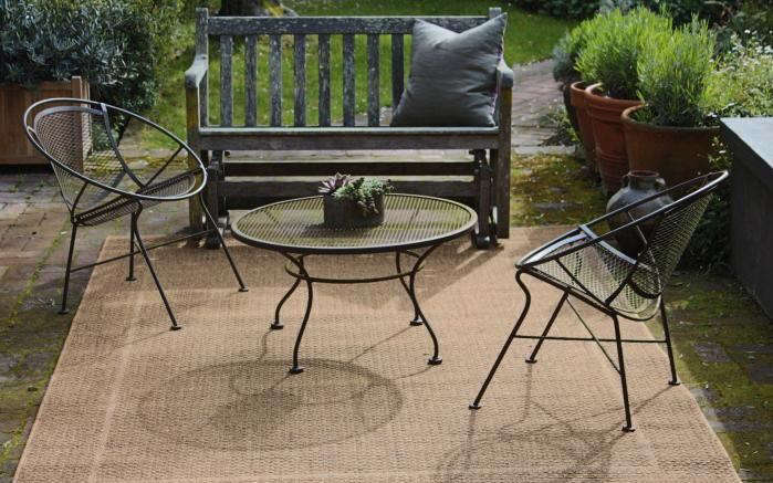Metal Outdoor Patio Furniture hardscaping 101: how to care for metal patio furniture - gardenista