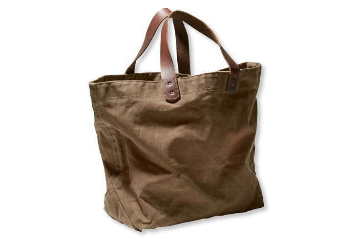 cyber-monday-2014-waxed-canvas-tote-gardenista