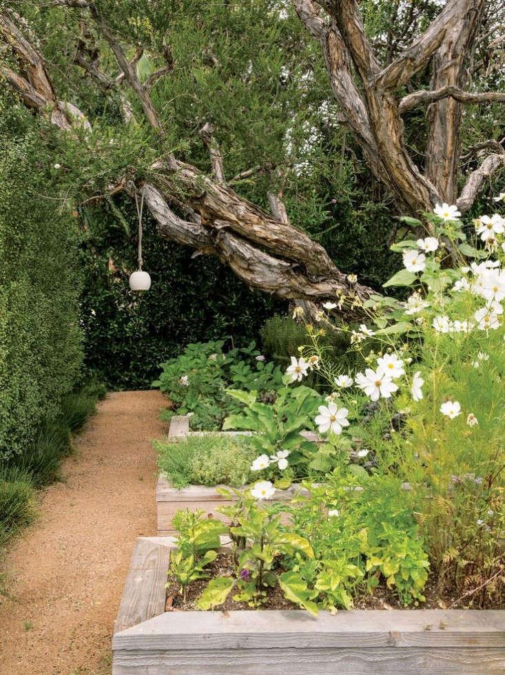 Landscape design 10 gardens transformed by raised beds for Landscaping garden beds