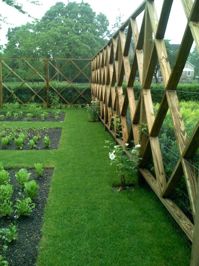 Deer Proof Garden Fence Designs Fusmun