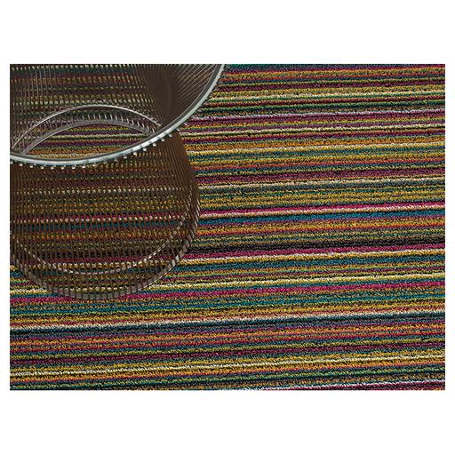 doormat-shag-rainbow-color-stripe-gardenista