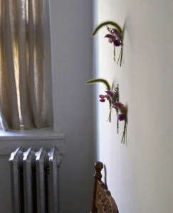 Dried flowers small space DIY Erin Boyle ; Gardenista
