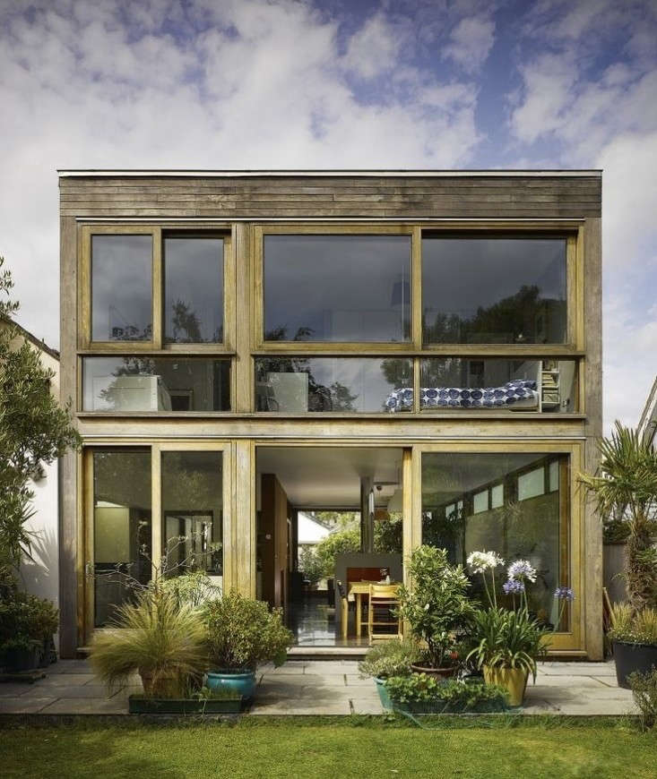 open house a dublin architect builds a home for his