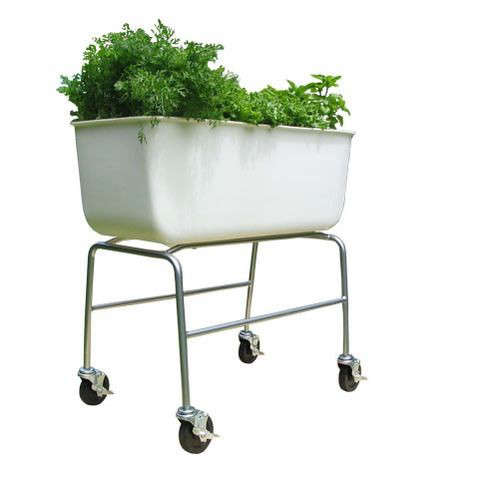 edible-garden-raised-bed-planter-on-wheels-gardenista