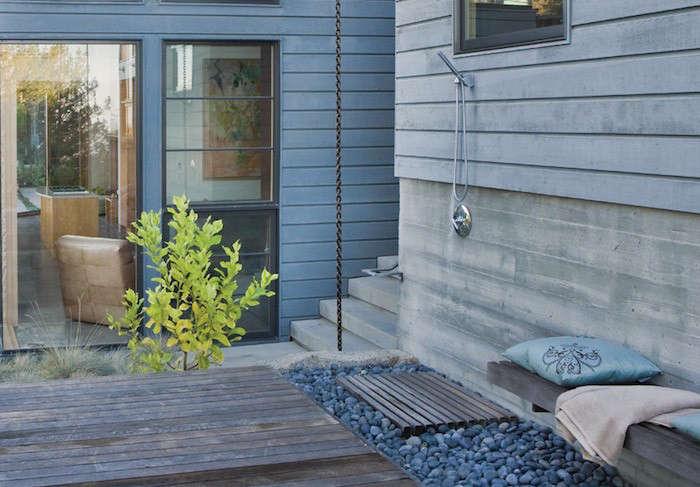 Hardscaping 101 Outdoor Showers Gardenista