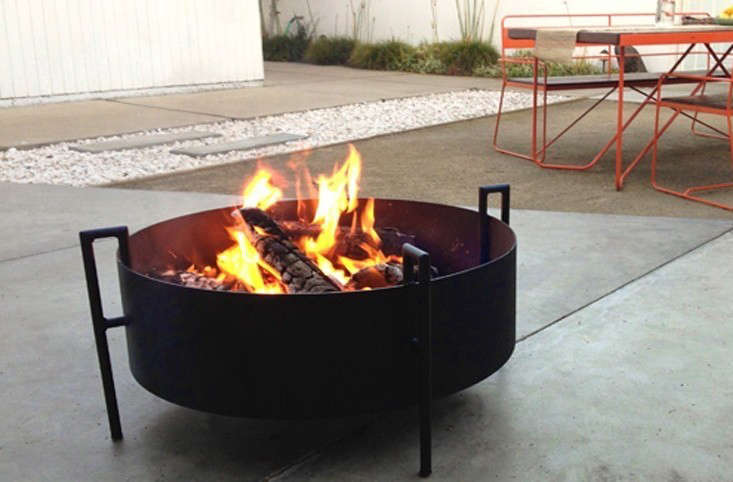 10 Easy Pieces Portable Fire Pits Gardenista