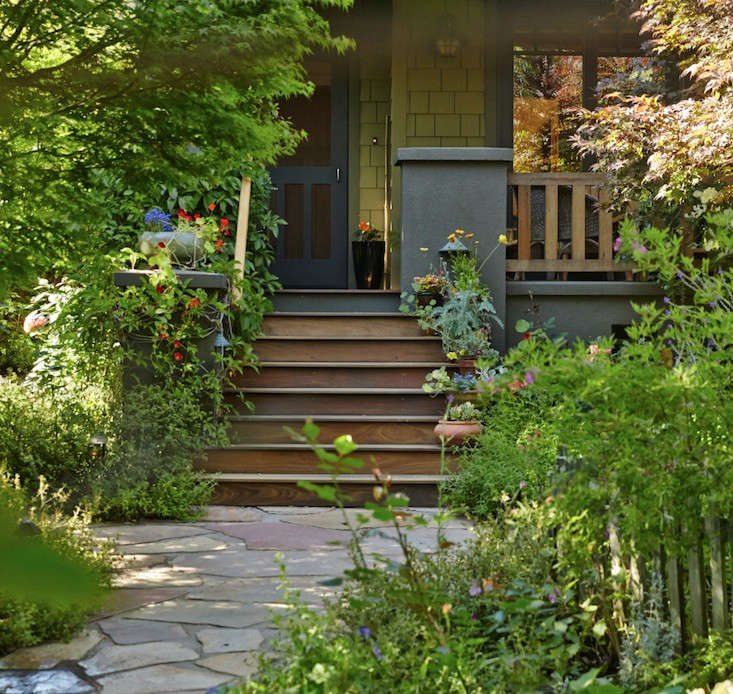 Garden Ideas Landscape Plans For Front Of House: Lawn Begone: 7 Ideas For Front Garden Landscapes