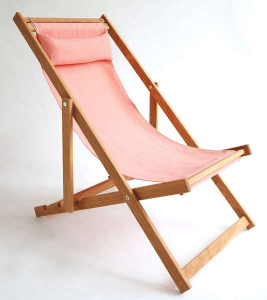canvas sling deck chair 2