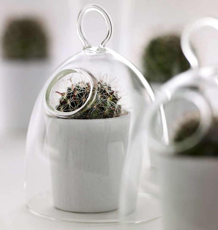 10 Easy Pieces Chimineas Gardenista: 10 Easy Pieces: Glass Cloches: Gardenista