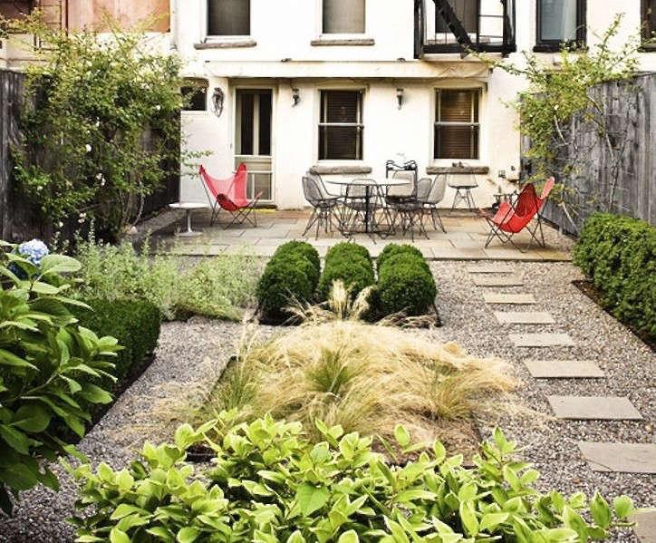 Hardscaping 101: Gravel Gardens - Gardenista