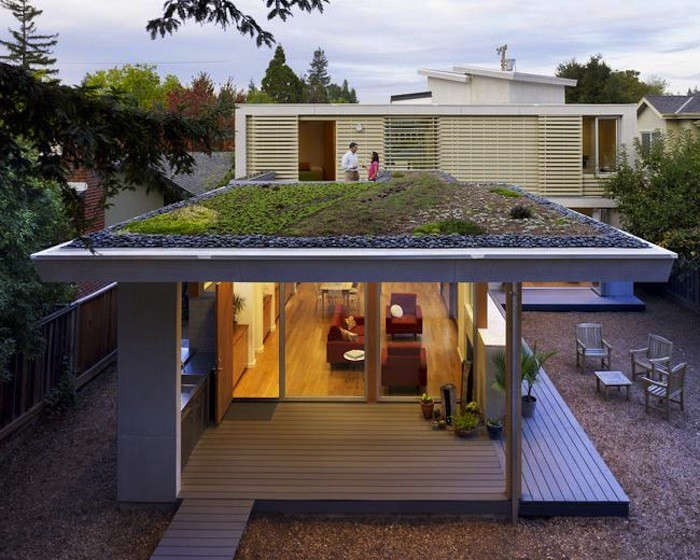 Hardscaping 101 Green Roofs Gardenista