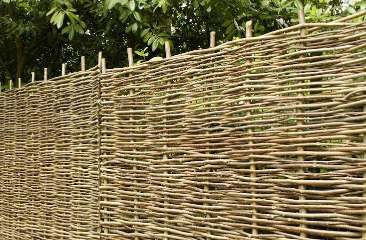 woven wood fence 2