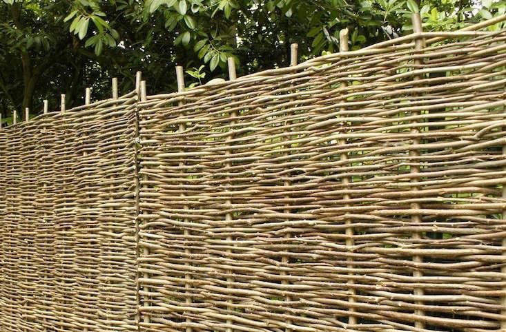 10 Easy Pieces Instant Fencing Gardenista
