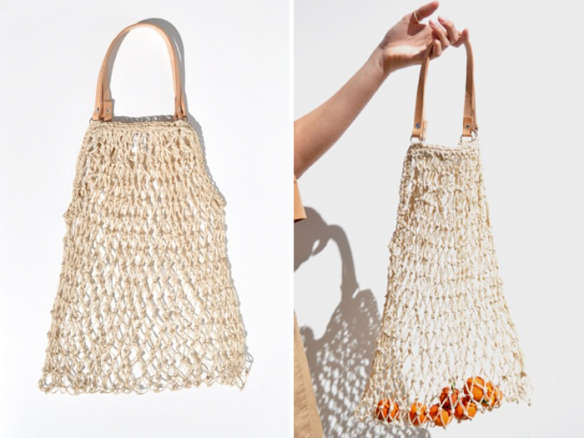 10 Woven String Bags for Groceries