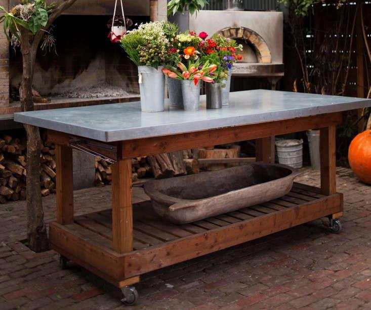 Design Sleuth Gardener S Work Table At Lila B Design