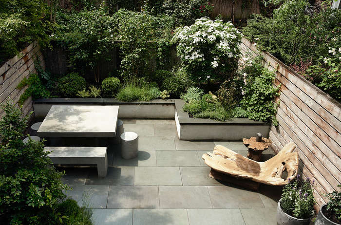landscaping  10 classic layouts for townhouse gardens  u2013 gardening at leisure