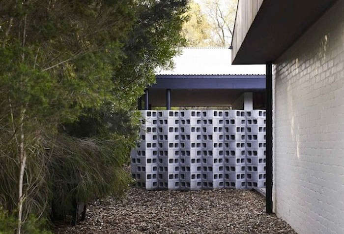 10 Genius Garden S With Concrete, Which Breeze Blocks To Use For Garden Wall