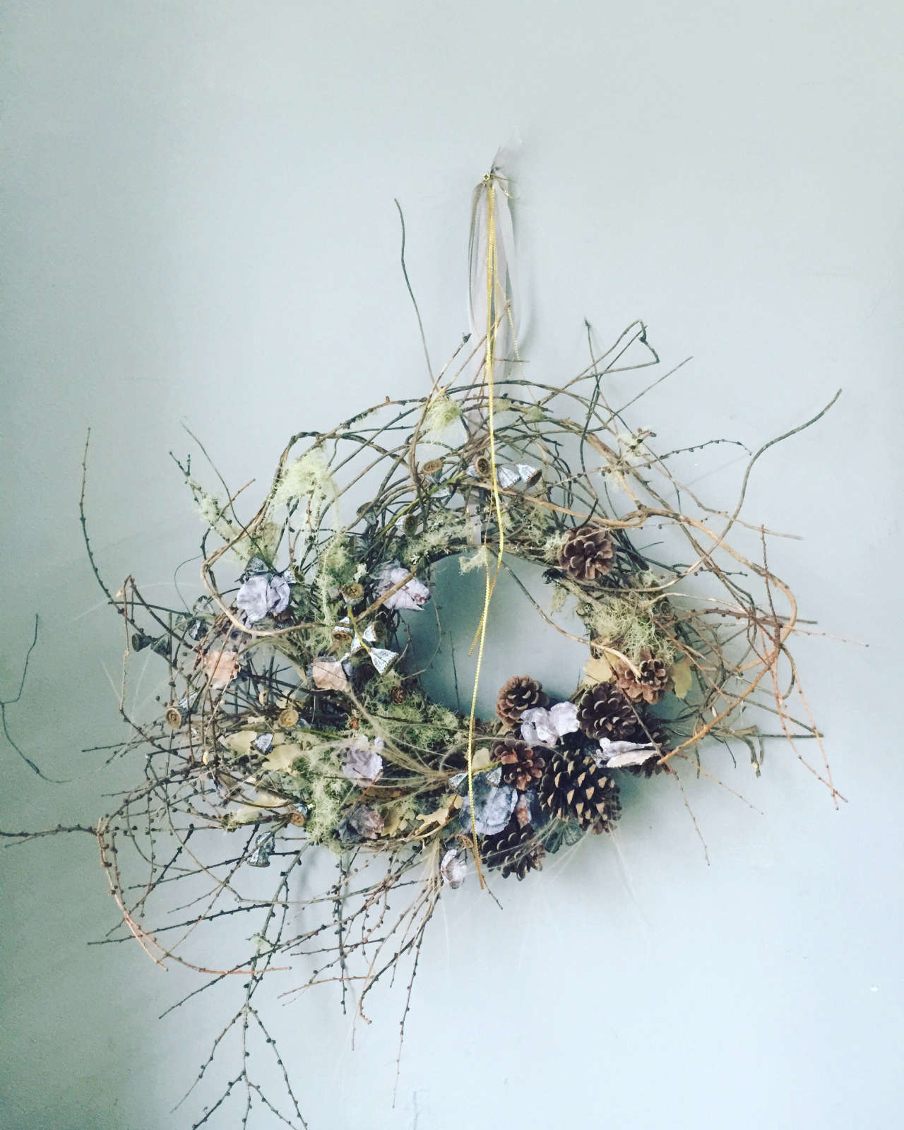 holiday-christmas-wreath-making-workshop-2015-london-gardenista