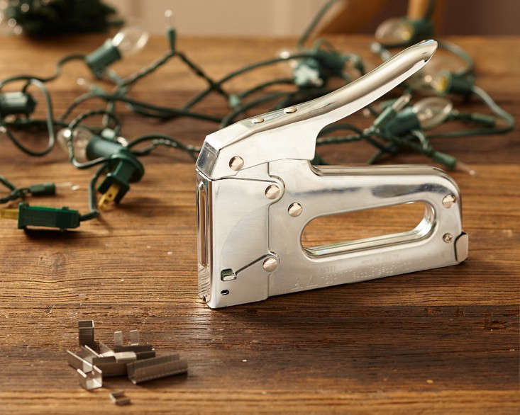 home depot outdoor holiday lights staple gun l Gardenista