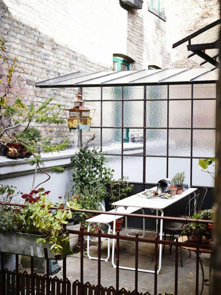 Ikea Folding Table Balcony Gardenista