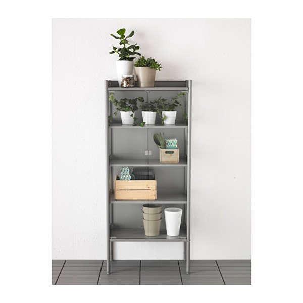Hind greenhouse cabinet gardenista - Ikea outdoor kitchen cabinets ...