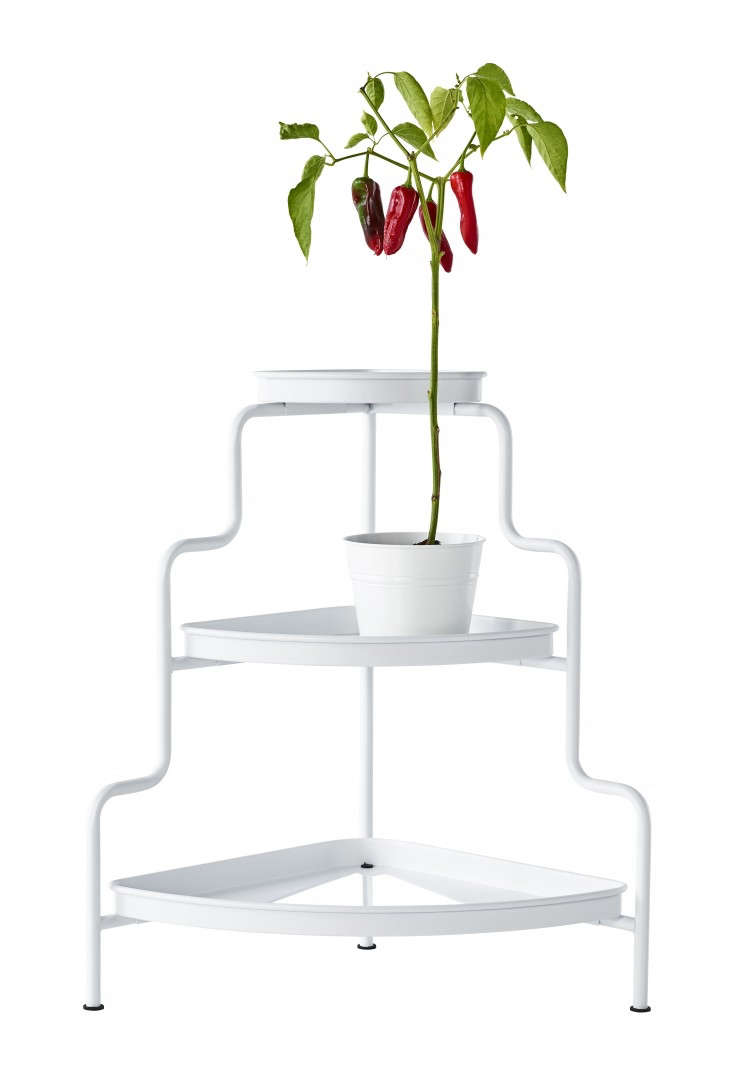 New From Ikea 11 Essentials For Small Space Gardens