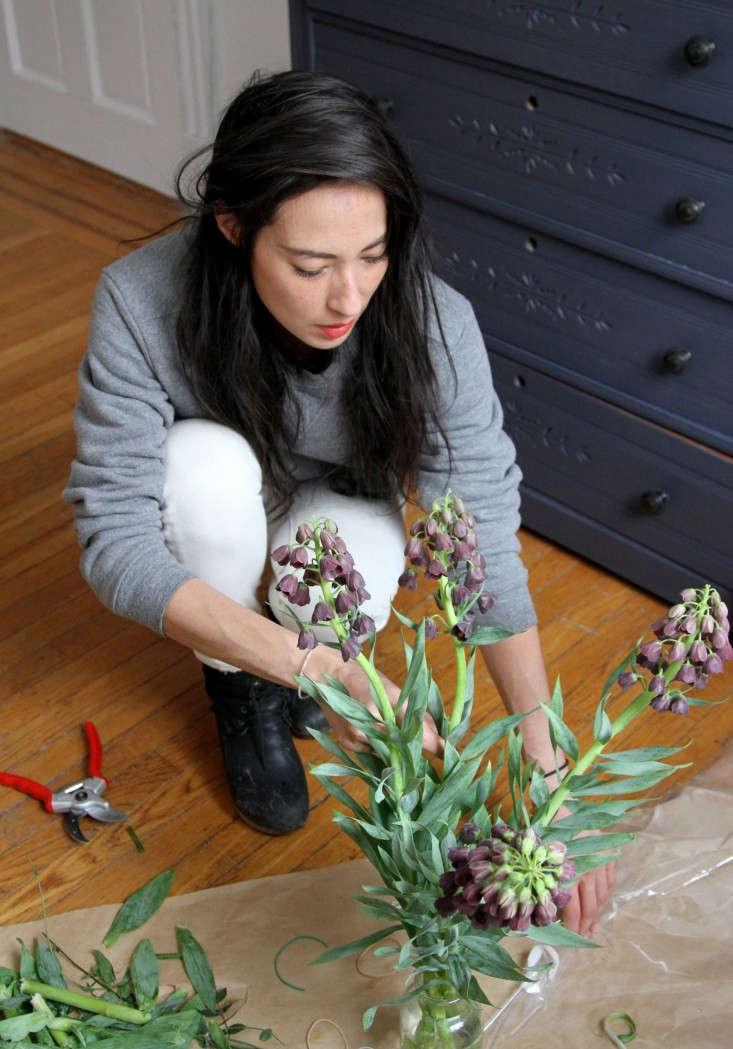 jamess-daughter-flowers-lisa-felco-erin-boyle-gardenista