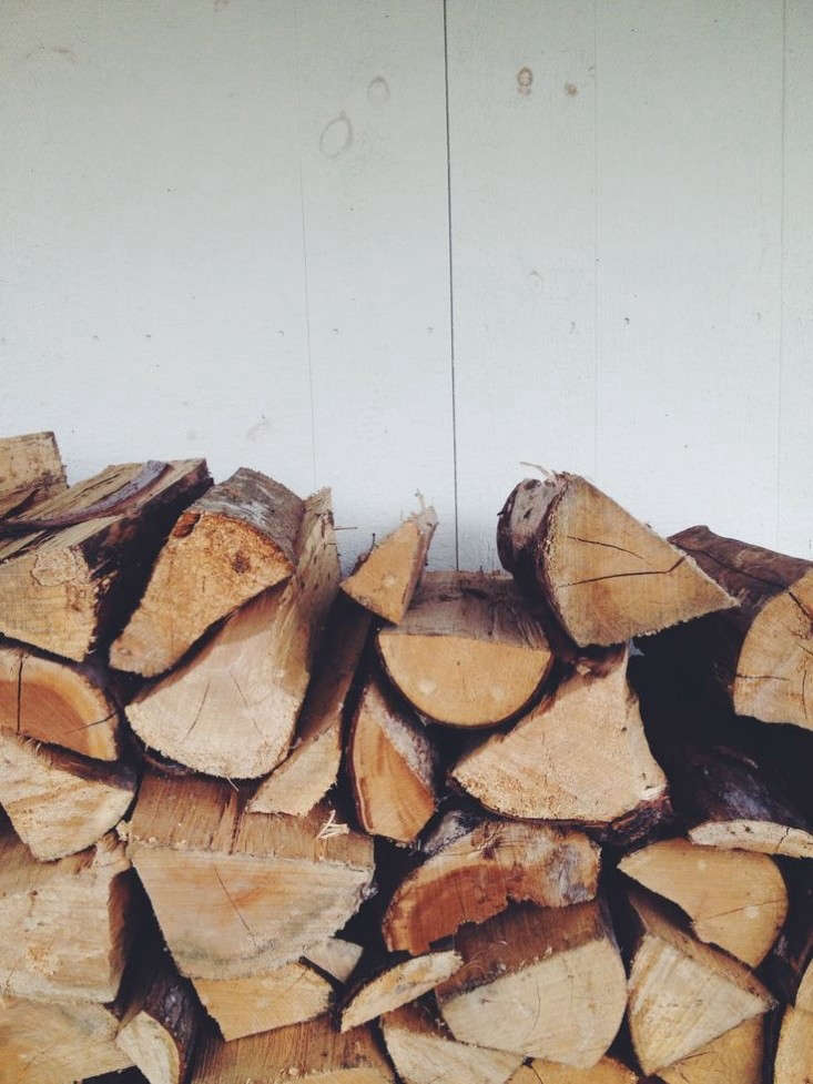 The 411 On Firewood Gardenista