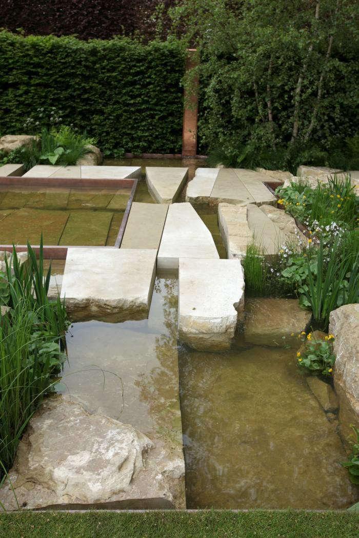 Hardscaping 101 Limestone Pavers Gardenista