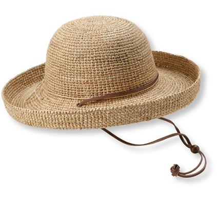 Beans Straw Sun Hat Gardenista