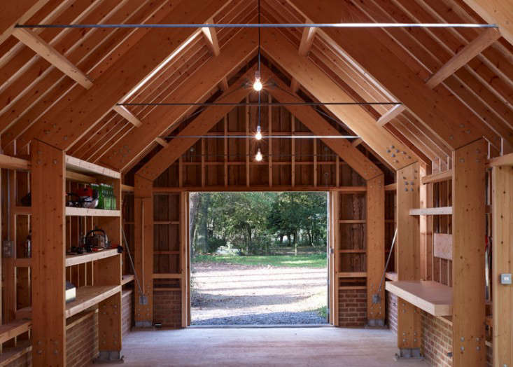 Outbuilding Of The Week Designer Tim Lloyd S Timber Work