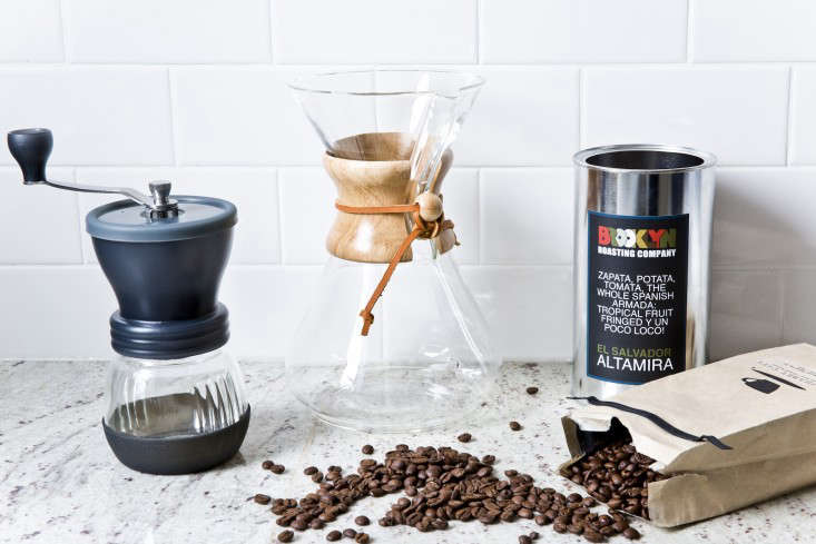 love letter to chemex coffee maker 2 ; Gardenista