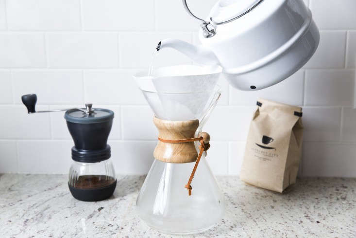 love letter to chemex coffee maker 4 ; Gardenista
