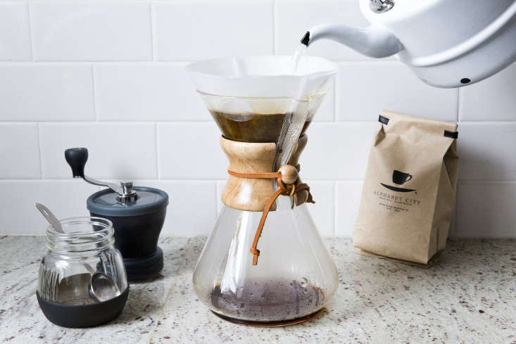 love letter to chemex coffee maker 6 ; Gardenista